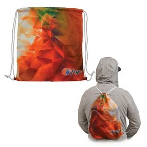 Del Mar Drawstring Backpack