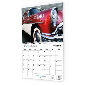 Wall Calendar - Personalized