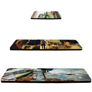 Full Color Sublimated Wrist Pad